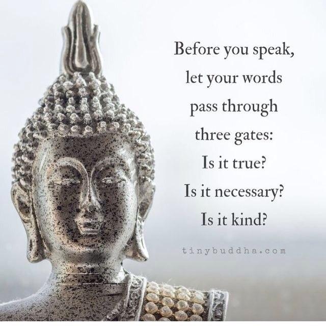 Wise words - buddha, kind, meditation - bohoelementsdesigns | ello