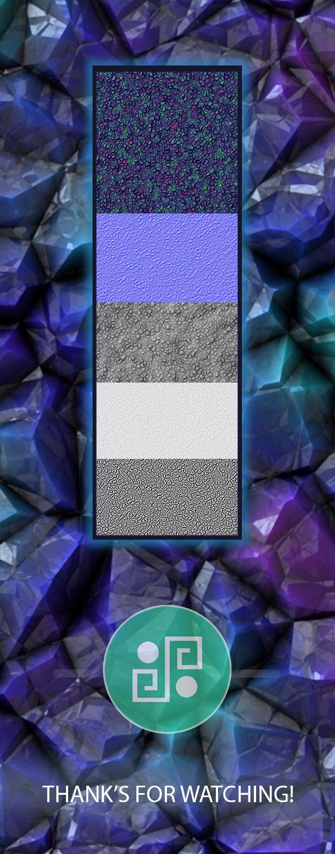 Alien Stone Texture - 2d, alien - alexpoint | ello