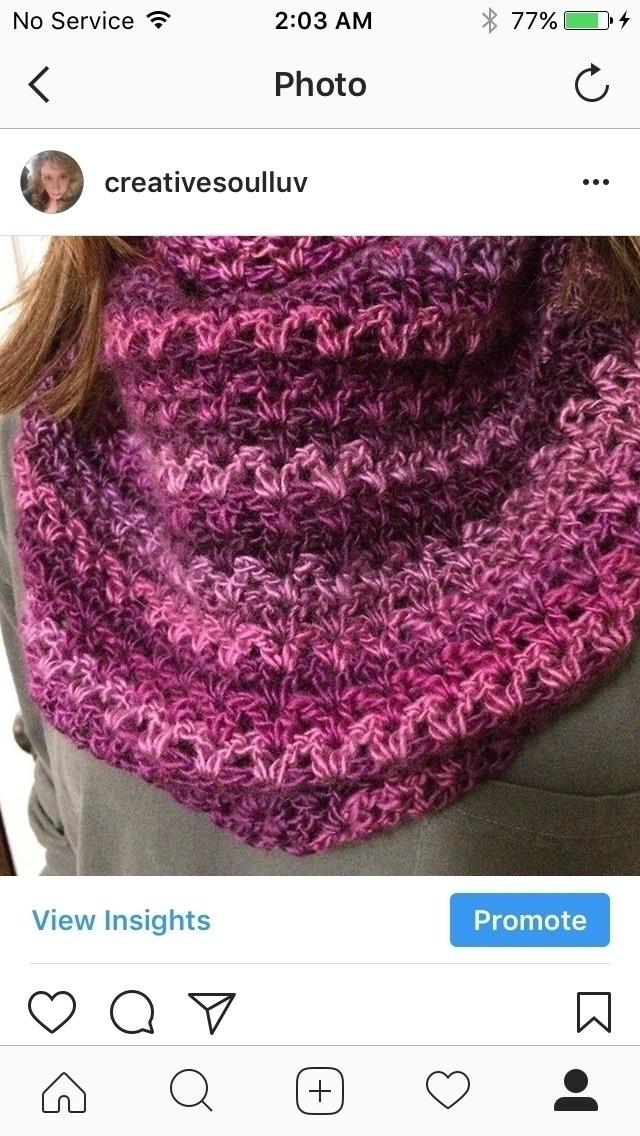 Crochet shawl/cowl. $35 Beautif - creativesoul | ello