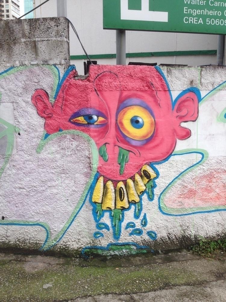 Itaim, São Paulo, Brasil - casparmenke | ello