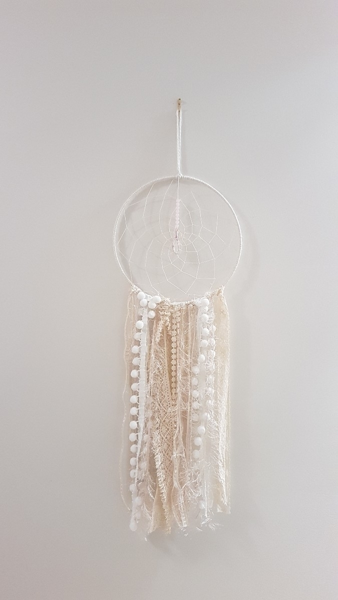 crystal babes, dream catchers - clearmoonbyjessie | ello