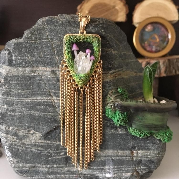 crystaljewelry, quartz, crystals - petruumsland | ello