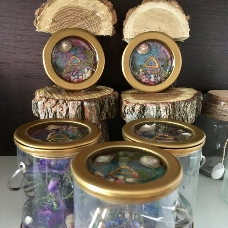 handmade, jevelrybox, resin - petruumsland | ello