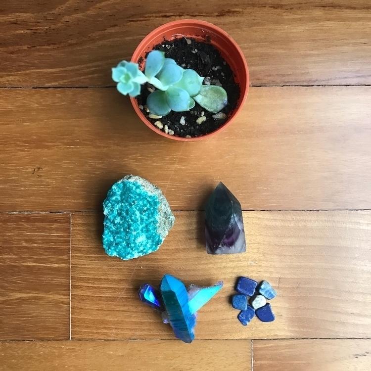 unique pieces - crystals, crystallove - dy_creations | ello