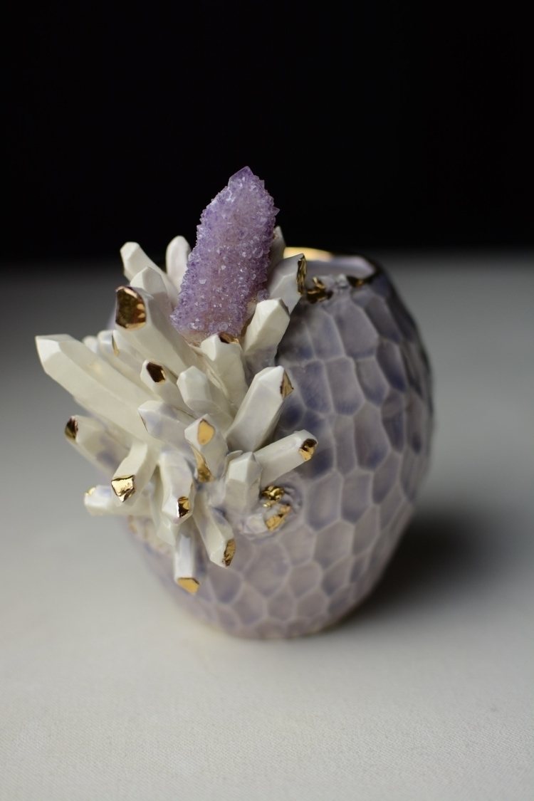 Spirit Quartz favorites  - PotteryByRosie - potterybyrosie | ello
