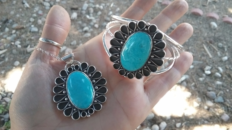 Custom set finished yesterday!  - wildbuffalosilver | ello