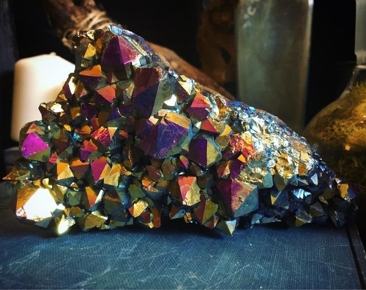 bit Aura sparkle - crystals, boho - foxlark | ello