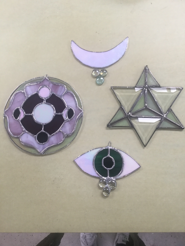goodness!:purple_heart: Moondal - oracleglass | ello