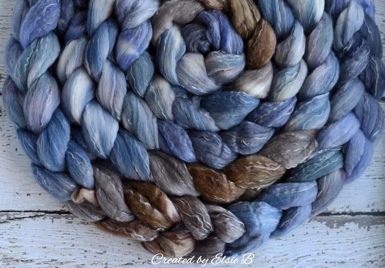 'Muddy Blue Jeans' shop 2 braid - createdbyelsieb | ello