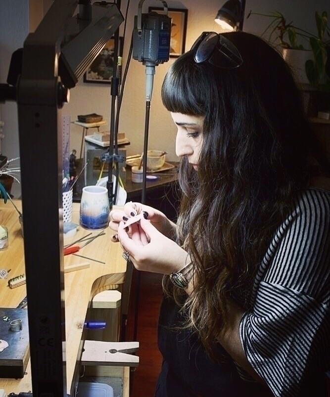 creator Black Fawn Jewelry. joi - blackfawnjewelry | ello