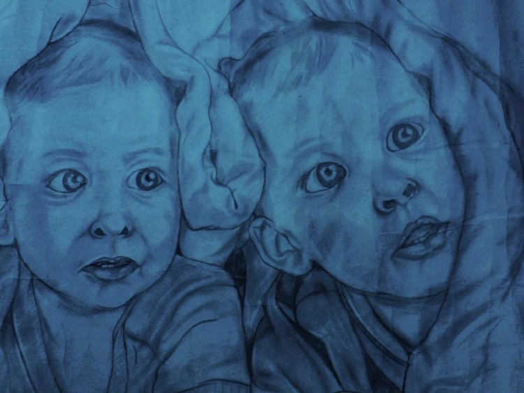 antigo  - twins, gemeos, goodmorning - carolbarroso00 | ello