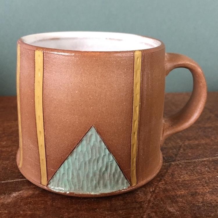 Espresso mug. :coffee:️ - espresso - bekahblisspottery | ello