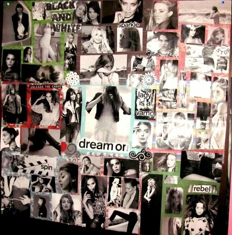 closet door - collage, beautifulwomen - phoenixlove7   ello