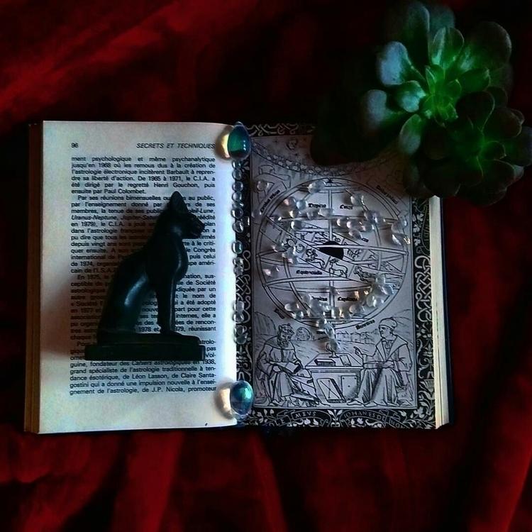 jewelry, handmade, crystal, bastet - thecrystalhealing | ello