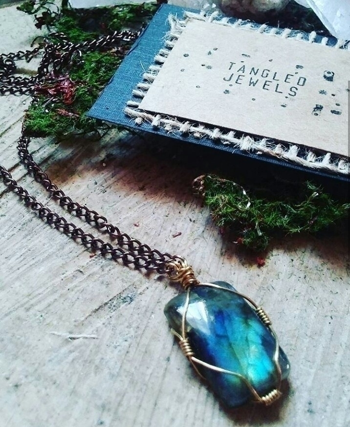 Labradorite surely favorites:bl - tangledjewels | ello