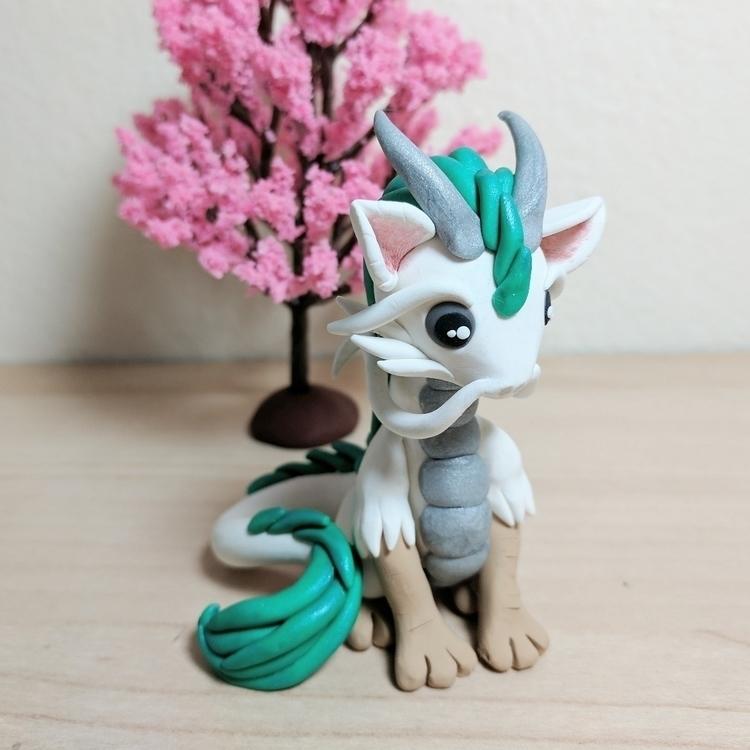 Haku Spirited custom order favo - minimythicals | ello