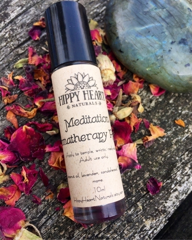 Meditation Aromatherapy Roll .  - hippyheartnaturals | ello