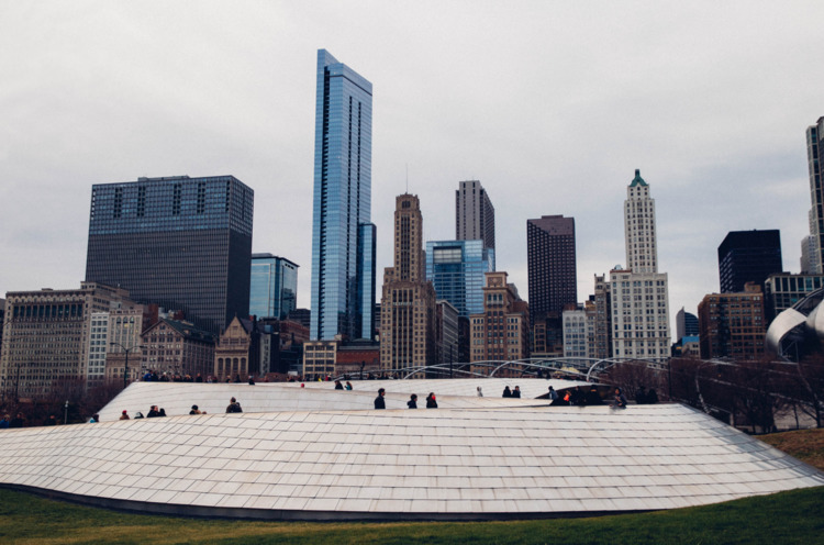 Chicago - chicago, chi, architecture - toriamia | ello