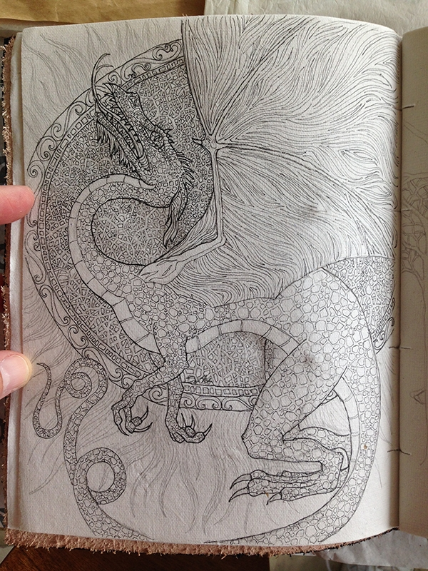 Stress sketch - sigonee | ello