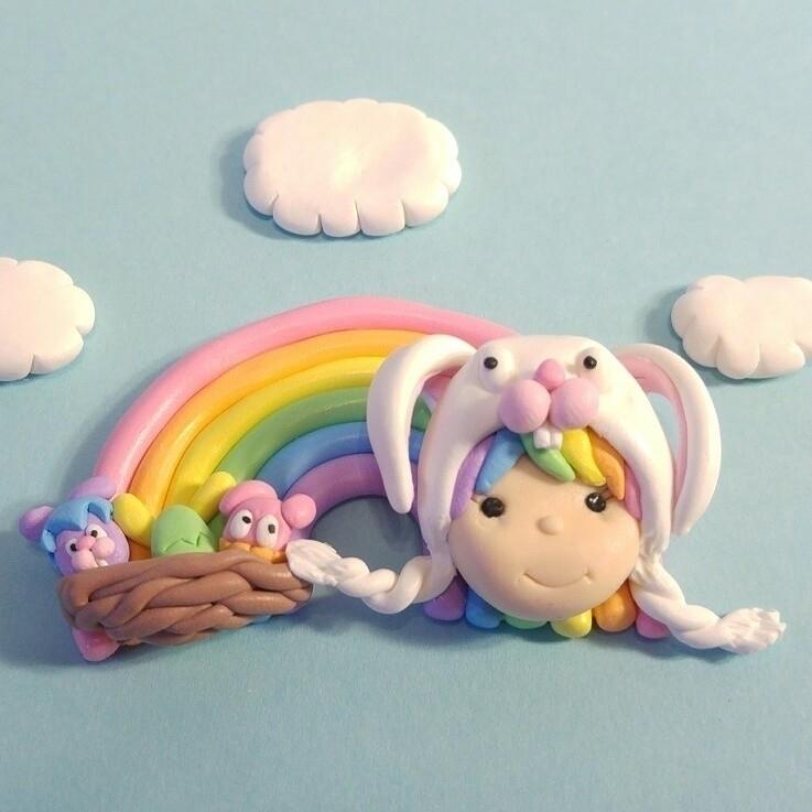 cute, kawaii, craft, handmadewithlove - raynbowgarden | ello