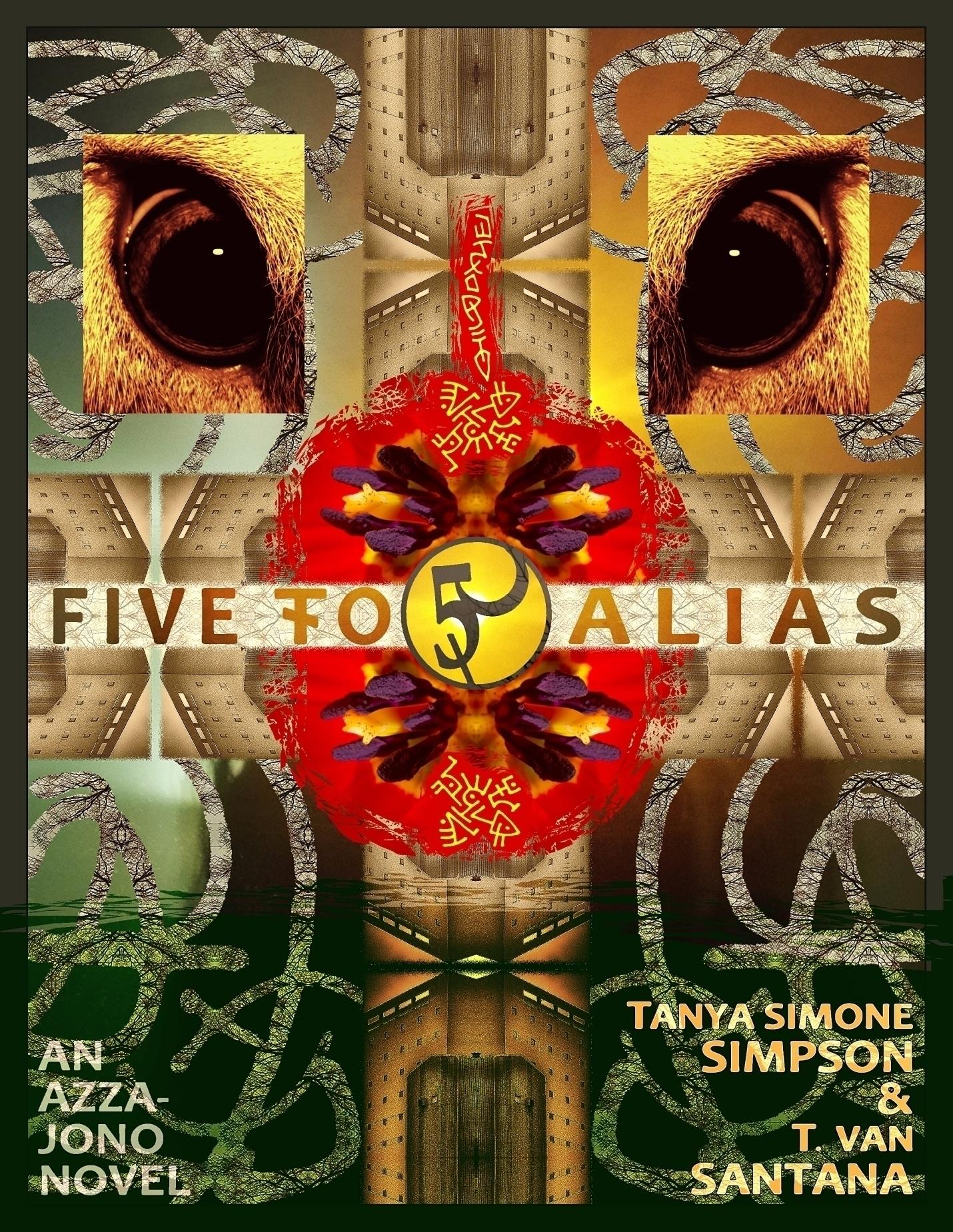 cover designed Alias artwork co - echo-of-newt | ello