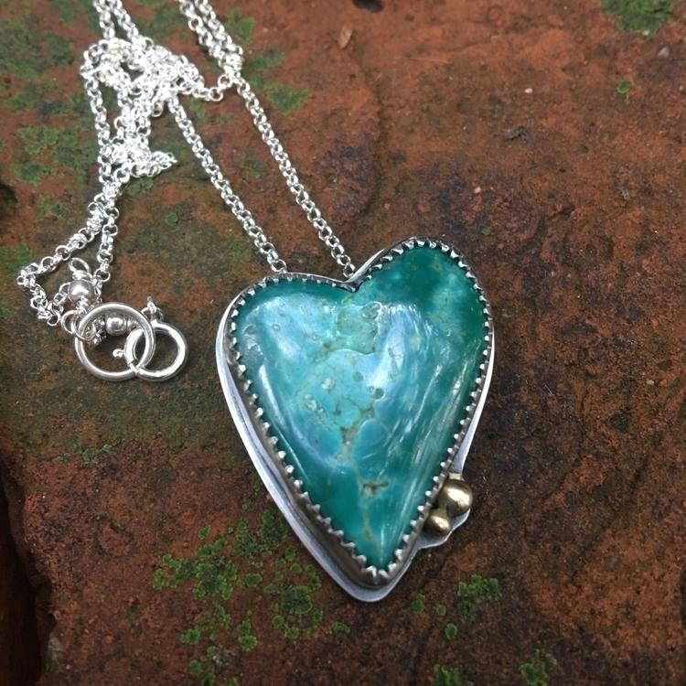 turquoise, turquoiseheart, jewelry - jewlli | ello