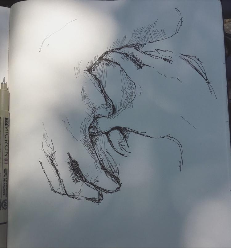 20 minute study - kevan_joseph, artwork - kevan_joseph | ello