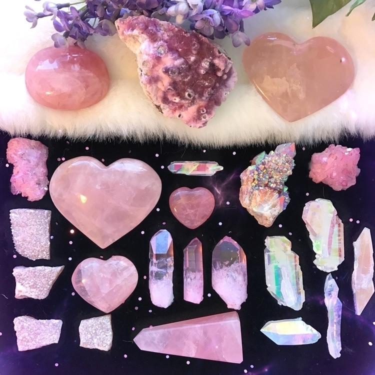 picked radiant crystal specimen - amarisland | ello