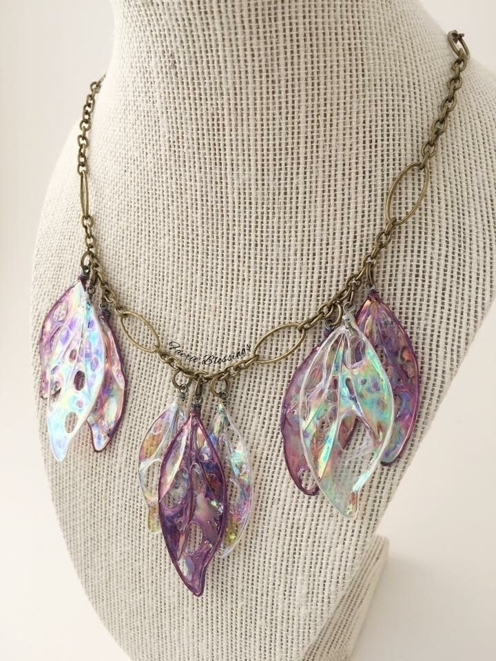 2 stunning statement necklaces  - faerieblessings | ello