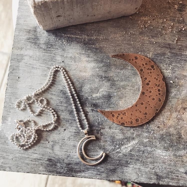 Moon love - mysticvalleyjewelry | ello