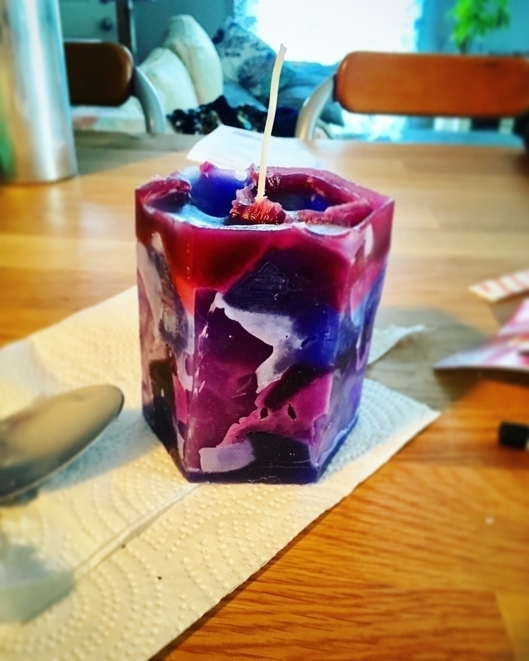 Candles added Etsy - craftyfamiliar | ello