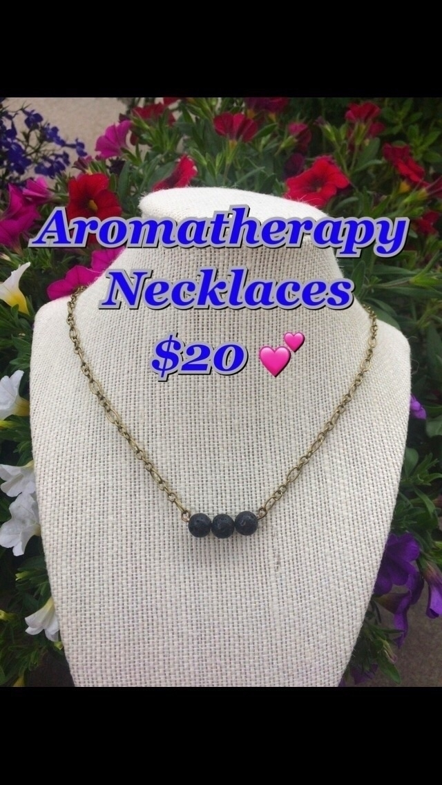 wear aromatherapy necklace cont - gemsbymarni | ello