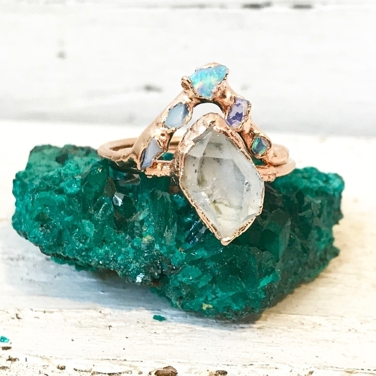 beautiful ring set ordered larg - thefoxandstone | ello