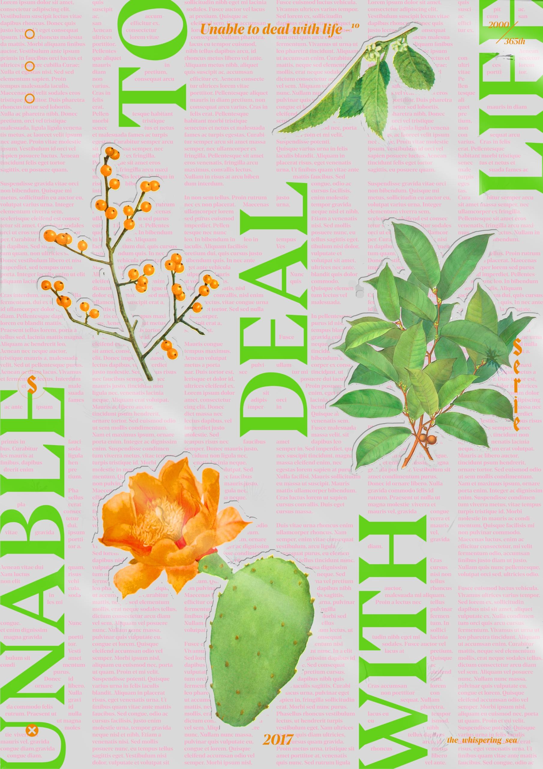 Life - poster, nature, book, cover - torresmilka2004 | ello