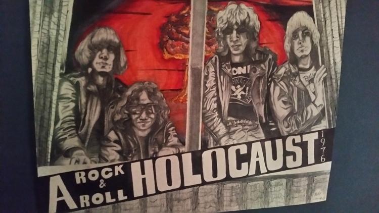 Ramones: rock roll holocaust - phillipchamberlinart | ello
