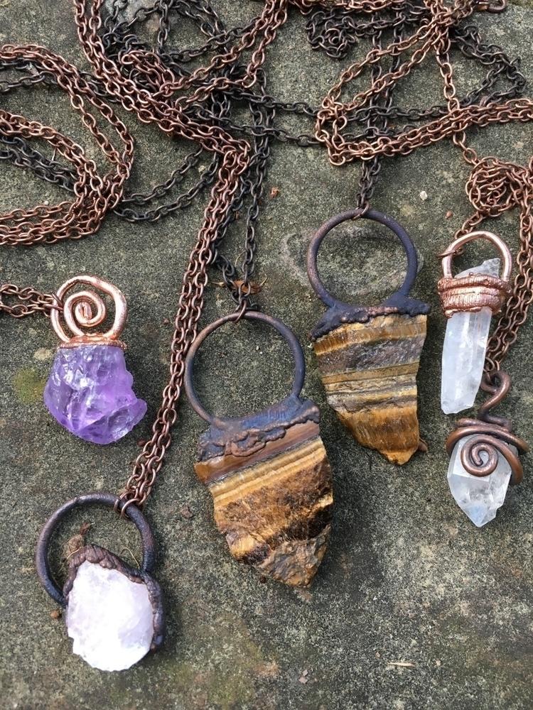electroforming, jewelry, etsy - verdigrisdesign   ello