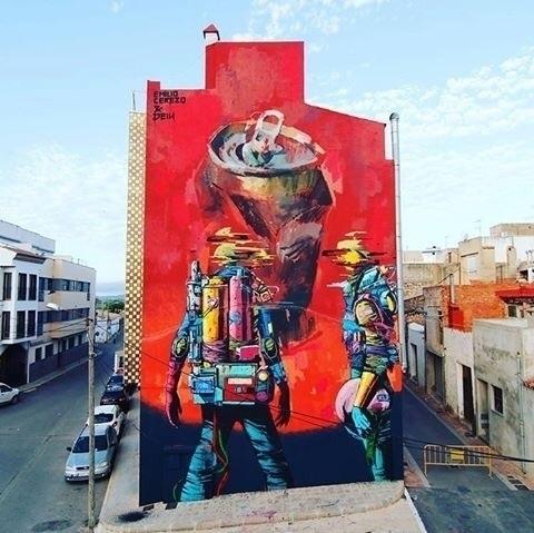 Artists: Emilio Cerezo DEIH CIT - streetartunitedstates | ello