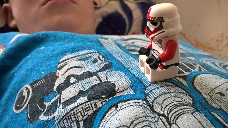 Hey - stormtrooper, starwars, legostarwars - chogall | ello