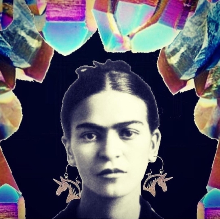 sporting dreams - fridakahlo, unicorn - asotojewelry | ello