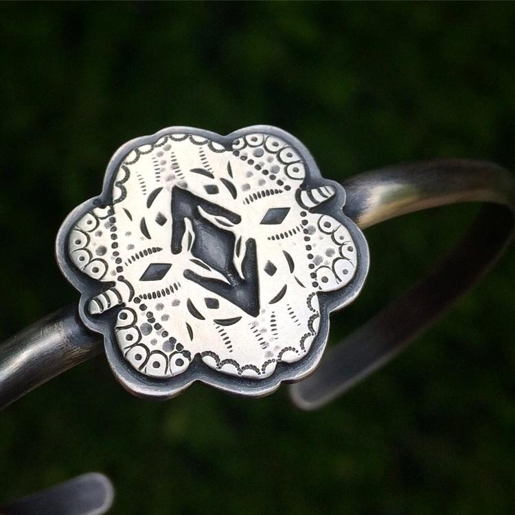 details. dusk 'til dawn cuff - jewelry - unforgottenwild | ello