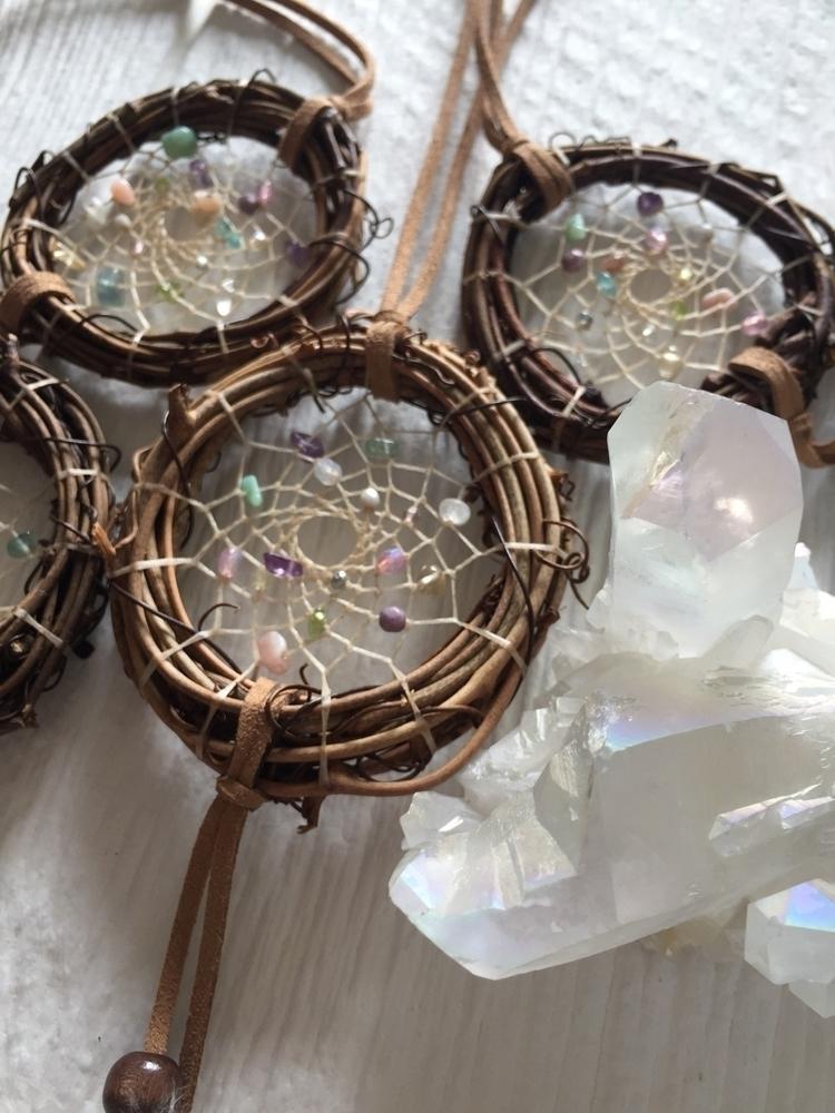 sweet miniature pastel gemstone - theforagingfairy | ello