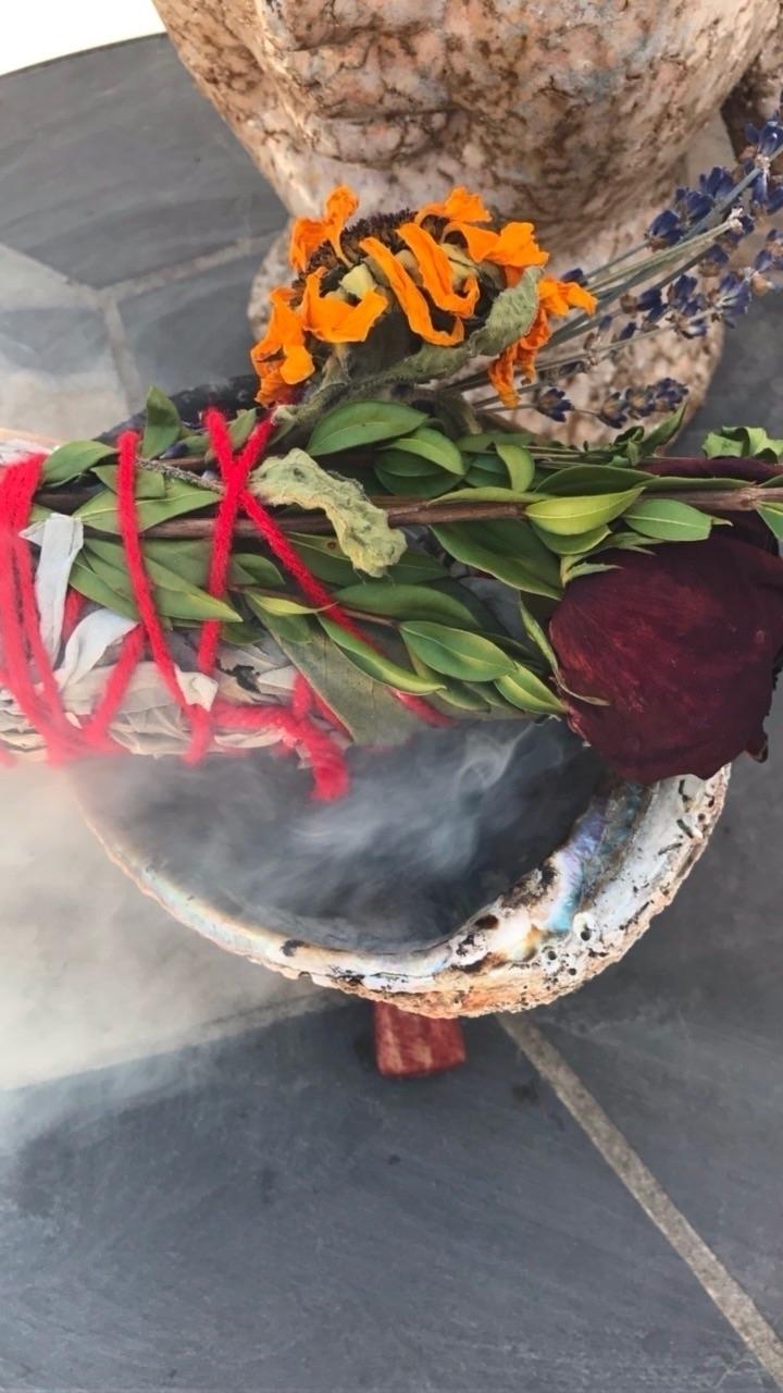 Floral Sage Lavender Bundles - godsheavenlyscents | ello