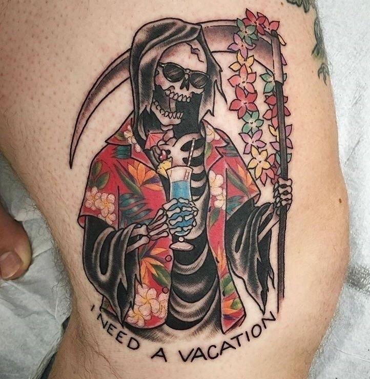 favorite tattoo long time, guy  - ellotattoos | ello