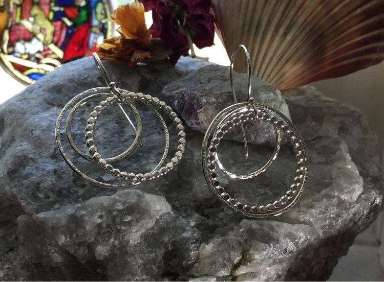 Earrings - earrings, jewelry, silver - lollypopsparade   ello