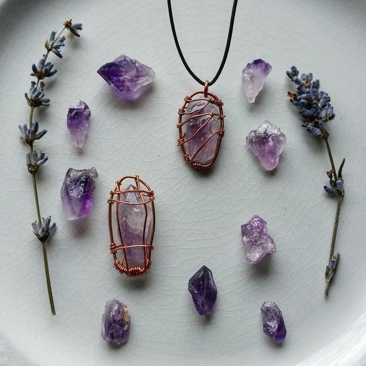 plans amethyst crystals - amethystcrystals - sendmedeadflowers | ello