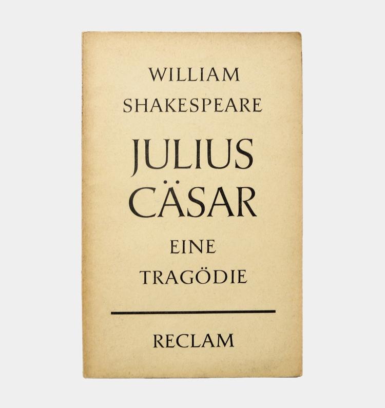 Julius Caesar ephemera publishi - qompendiumworkshop | ello