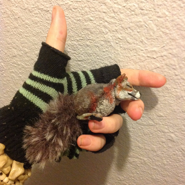 small fox doll friend - artdoll - lavalampbelly | ello