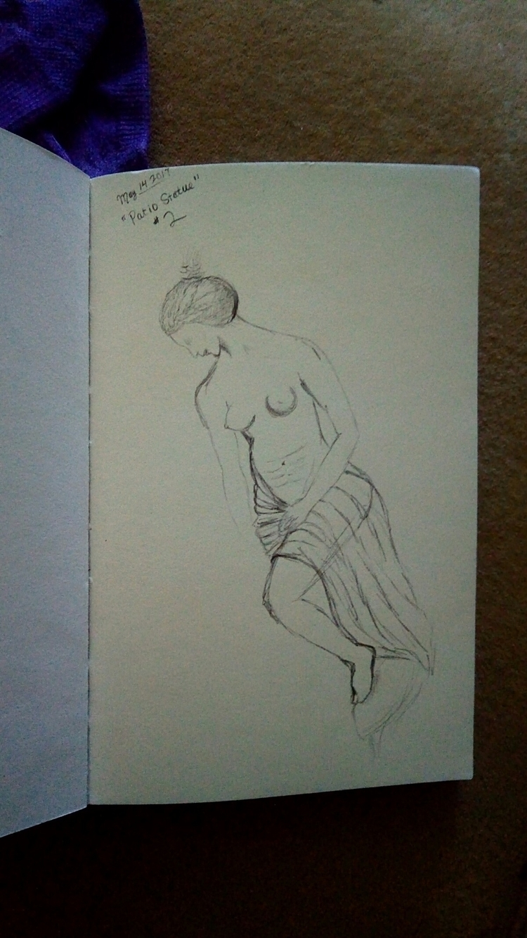 Study female figure... Lol - parliament_art | ello