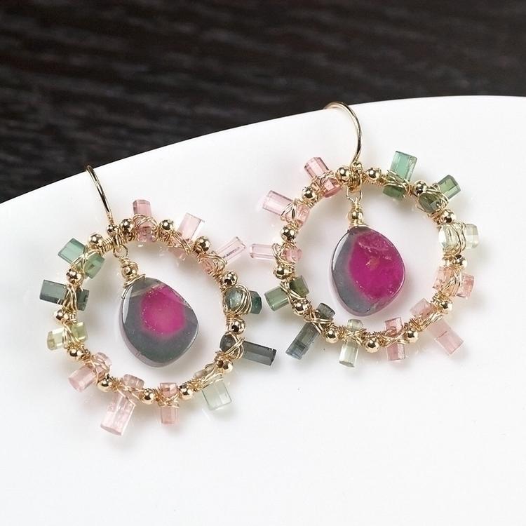 star burst design earrings wire - jewelleryhaven | ello