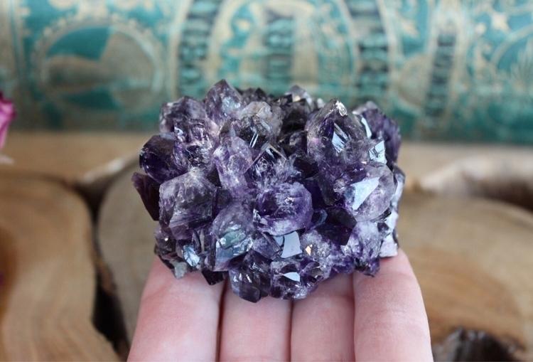 amethyst, crystals, rockhound - citrinevail | ello